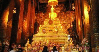 Tahailand Bangkok emerald Buddha in the grand palace