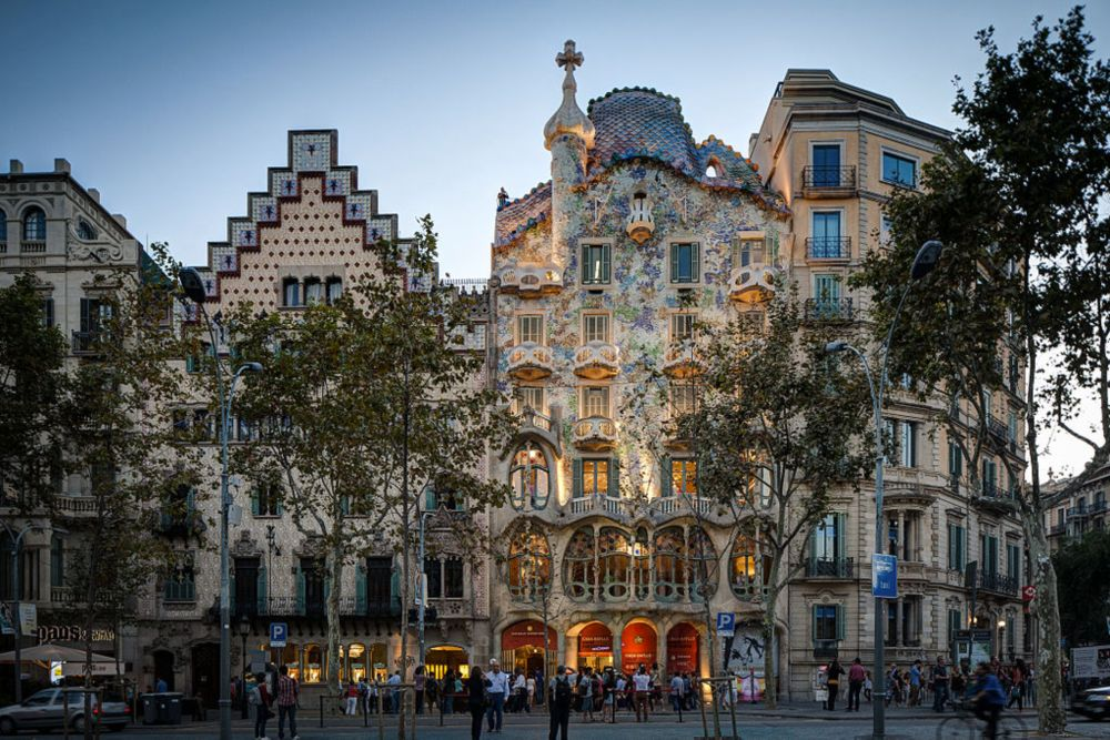 "Još jedno Gaudijevo delo | <em>Creative Commons - image by <a href=""https://de.wikipedia.org/wiki/Casa_Batll%C3%B3"" target=""_blank"">ChristianSchd / commons.wikimedia.org</a></em>"