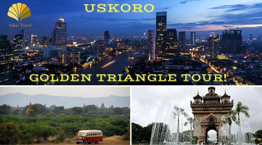 Sabai Golden triangle tour