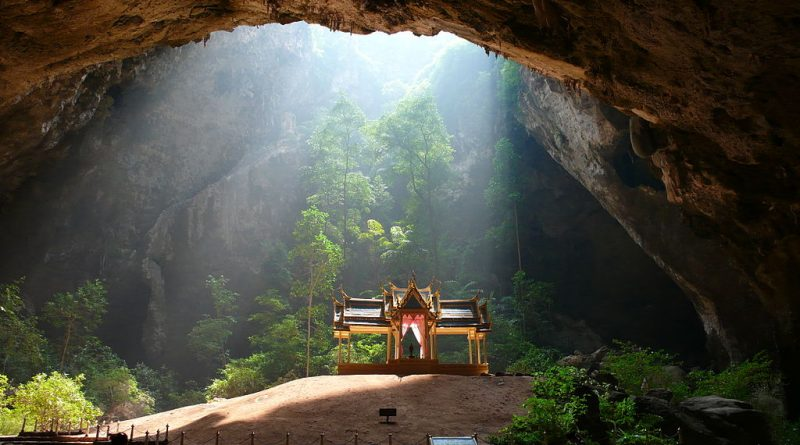 Thailand Phraya Nakhon cave