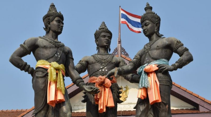 thailand three kings