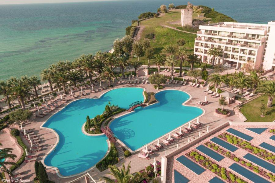 Sani resort - Monte Karlo Halkidikija
