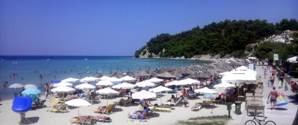 Gradić Siviri - Plaža