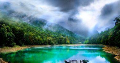montenegro national park biogradska gora lake