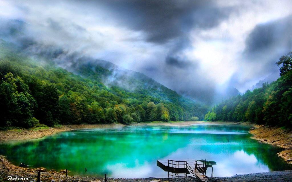 Biogradska gora - Jezero