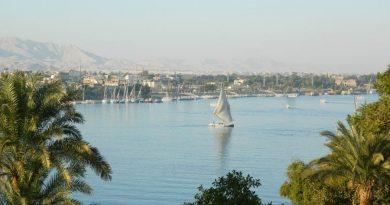 Nile river - boat