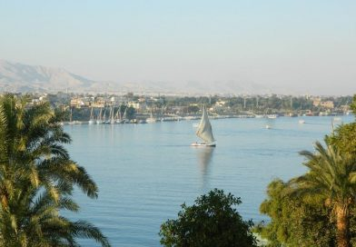 Nile river - boat