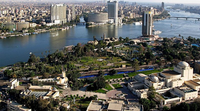 egypt capital city cairo
