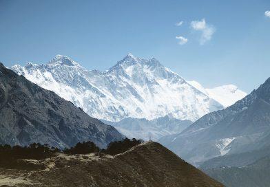 Mountain Mount Everest Himalaya Peak Summit