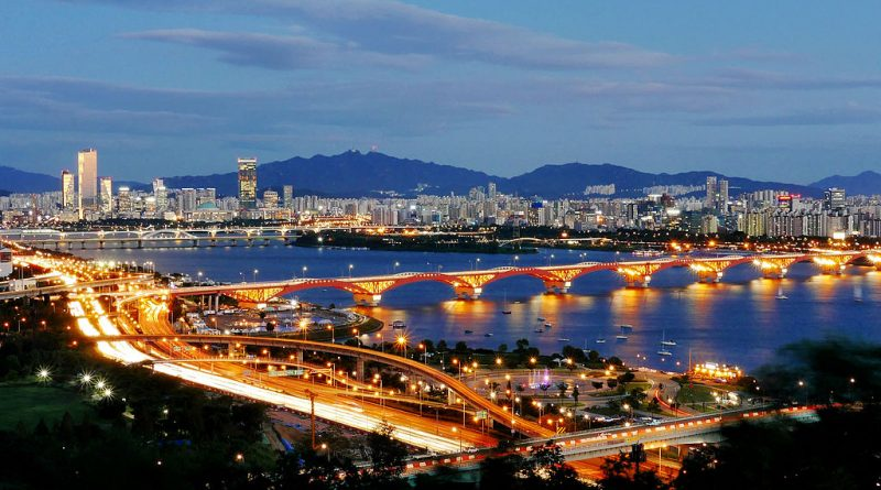 South Korea capital Seoul