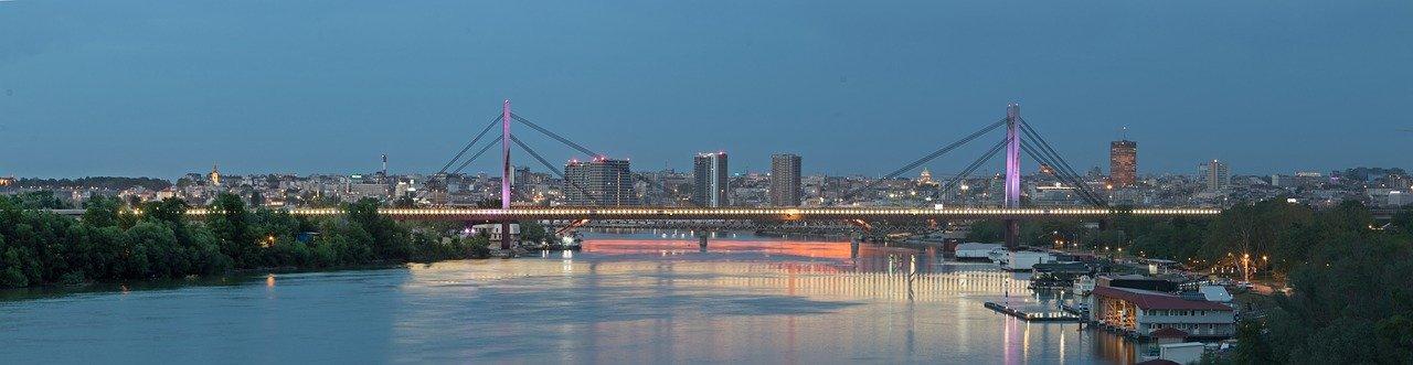 Beograd most na Adi