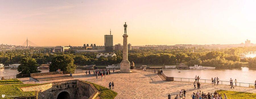 Kalemegdanski park, Beograd