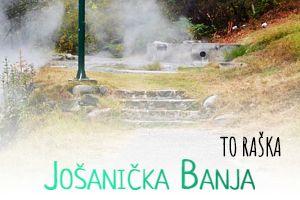 TO Raška, destinacija Jošanička banja