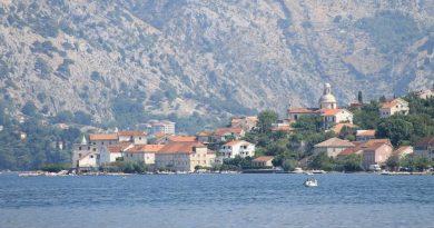 Boka kotorska - Tivat - stari grad