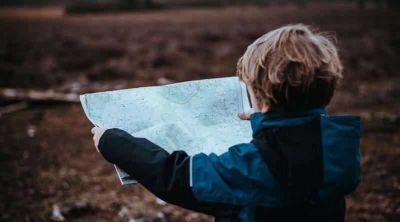 Putovanje sa detetom mapa