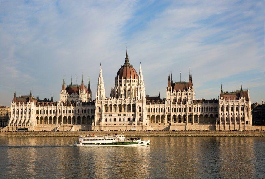 Budimpesta Madjarska putovanje