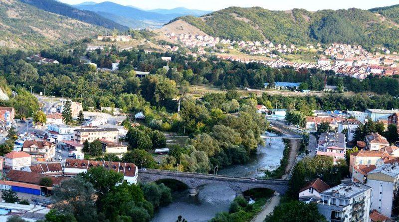 Raška panorama - pogled na mostove