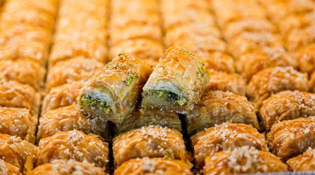 Baklave sa pistaćima orasima, nadevima najbolje i najukusnije baklave