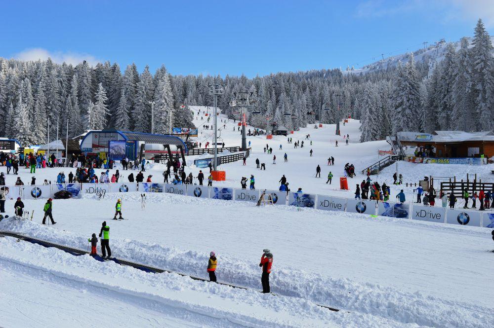 kopaonik zimovanje skijanje poligon za pocetnike