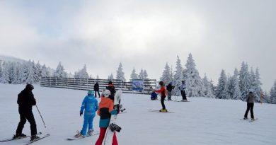 kopaonik zimovanje skijanje sa vrha