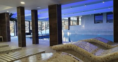 Resort Sunčani breg blazen, wellness and spa
