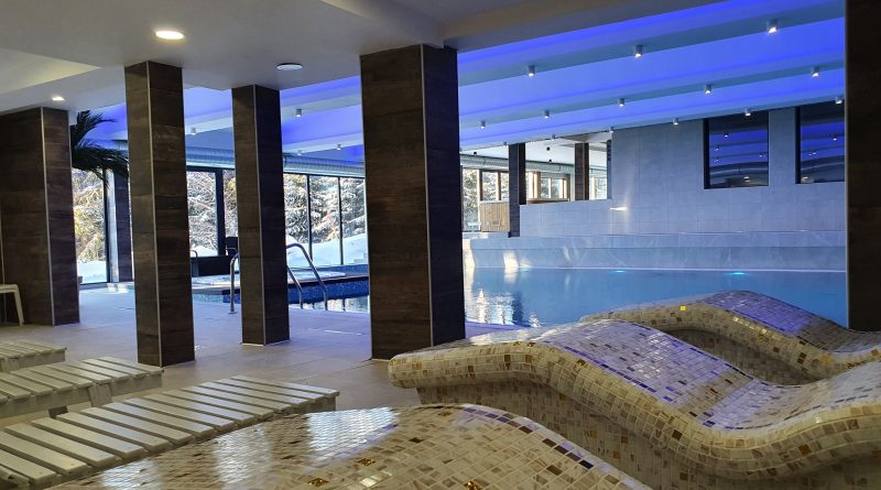 Resort Sunčani breg blazen, wellness and spa