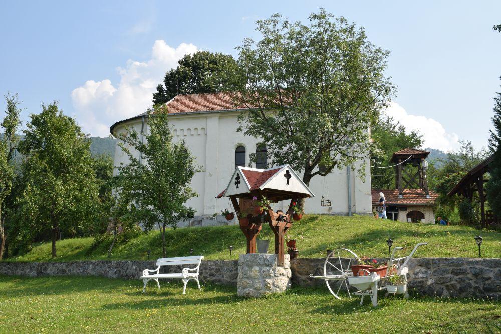 Jošanička banja - crkva