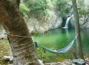 Greece Samothraki isolation and relaxation