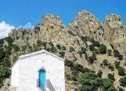 Greece Samothraki small church