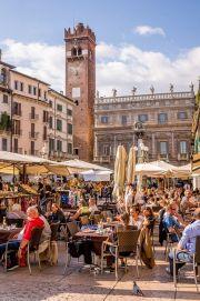 Italy Verona market
