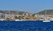 Turkey Bodrum castle