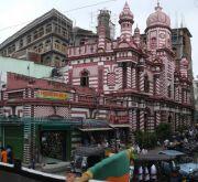 Sri Lanka Colombo Pettah Jami ul Alfar mosque