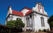 Sri Lanka Colombo Pettah Wolvendaal church