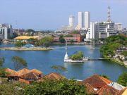 Seema Malaka and The Colombo World Trade Center
