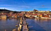 Czech Republic Prague Charles bridge