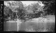 Sri Lanka Anuradhapura Kuttam Pokuna pools before restoration