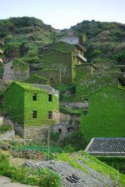 Top 10 abandoned fishing village on Gouqi island
