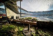 Top 10 - abandoned silverdome stadium Detroit