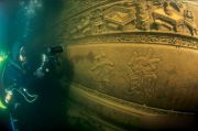 Top 10 abandoned underwater Shicheng city China