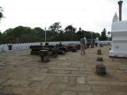 Sri Lanka Anuradhapura Thuparamaya stupa vatadage
