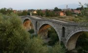 Serbia Djakovica roman bridge Terzijski most