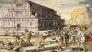 Seven wonders Artemis temple Ephesus by Martin Heemskerck