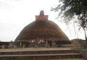 Sri Lanka Anuradhapura Jethawanaramaya stupa entrance