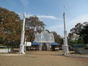 Sri Lanka Anuradhapura Sri Maha Bodhi Bo-tree guardians