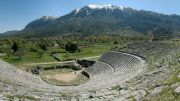 Greece Epirus Theatre of Dodona
