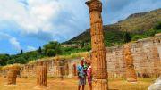Greece Peloponnese ancient Messene