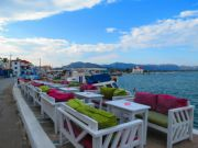 Greece Peloponnese Elafonisos town