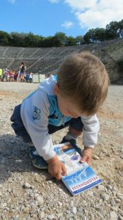 Greece Peloponnese Epidaurus travel guide