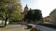 Serbia Sremski Karlovci grammar school