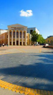 Serbia Subotica National theatre
